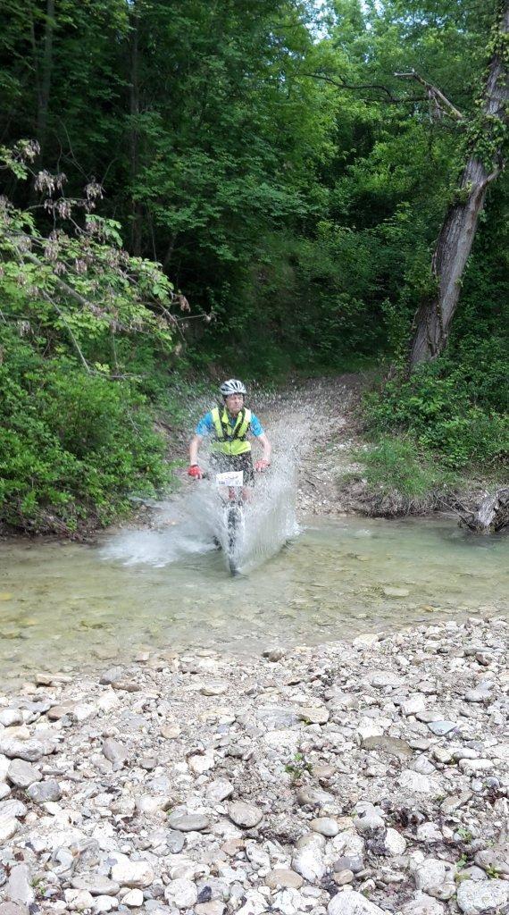 Io ti battezzo, biker d'eccellenza, per la prima volta
