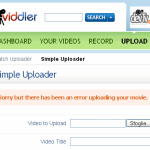 Uploading videos on Viddler.com? Watch out for files with long names