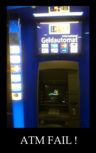 ATM reboot