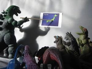 Godzilla a scuola