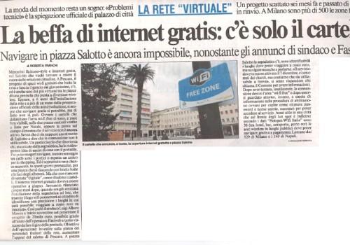 Wifi Pescara Il Messaggero
