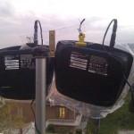 Cisco WRT120N e WRT320N sul tetto di casa mia