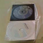 CD imbustati sottovuoto