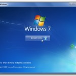 Evalution to Windows 7 Activation
