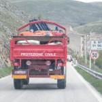 Arrivo a Santo Stefano di Sessanio