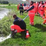 Simulazione rischio idrogeologico