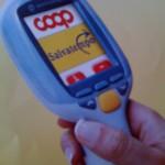 Lettore Motorola Salvatempo Coop