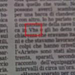 Il refuso VHS/VHF di Repubblica, ripreso da altre testate