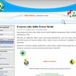 Online il nuovo sito della Croce Verde