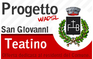 Banner WADSL San Giovanni Teatino