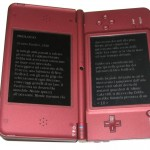 Nintendo DS eBook Reader – Black