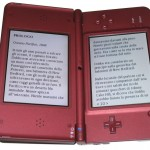 Nintendo DS eBook Reader – White