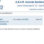 Laboratorio analisi ospedale ASUR Marche