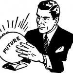 future futuro palla cristallo