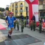 Il mio arrivo alla 12esima maratona dell'adriatico a Martinsicuro