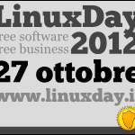 LinuxDay 2012 Banner